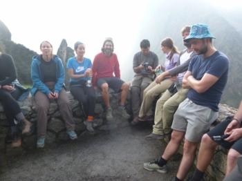 Monica Inca Trail November 11 2016-2