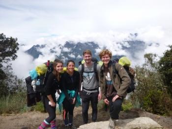 Machu Picchu trip December 02 2016