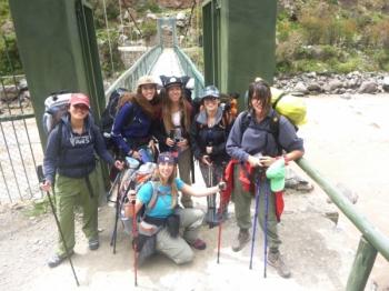 Danelle Inca Trail January 02 2017-2