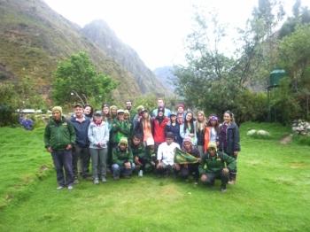 Danelle Inca Trail January 02 2017