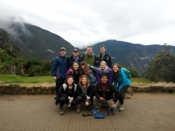 Machu Picchu trip March 14 2017-2