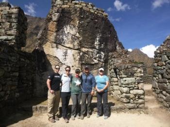 Machu Picchu trip August 11 2017