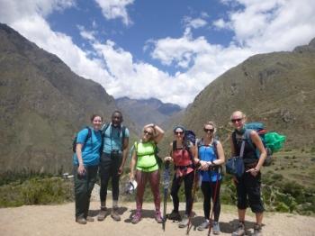Gwendolyn Inca Trail December 22 2016