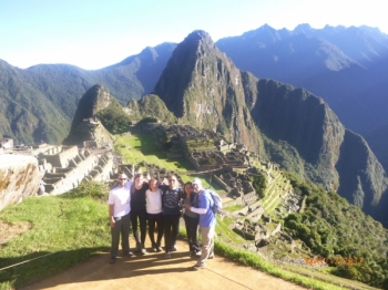 Robert Inca Trail May 06 2017