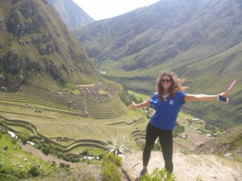 Machu Picchu vacation April 08 2017-2