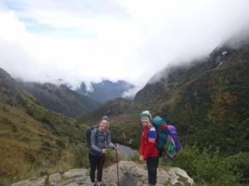 Lauren Inca Trail December 22 2016-2