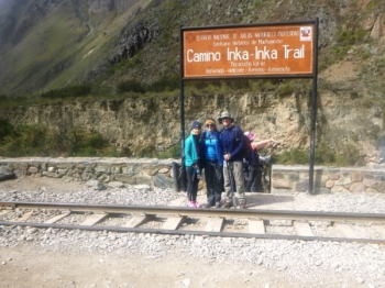 Machu Picchu trip June 01 2017