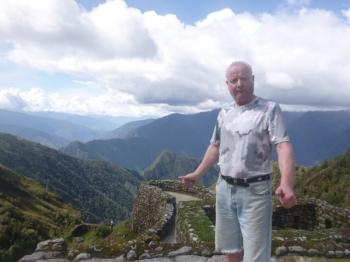 Machu Picchu vacation December 20 2016