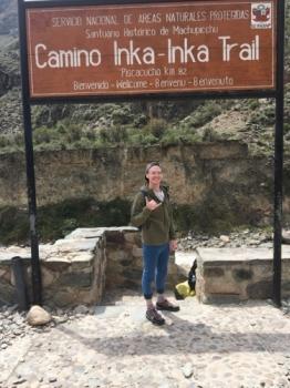 Matthias Inca Trail December 19 2016-2