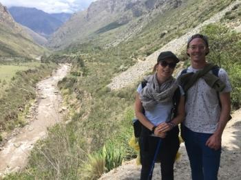 Matthias Inca Trail December 19 2016