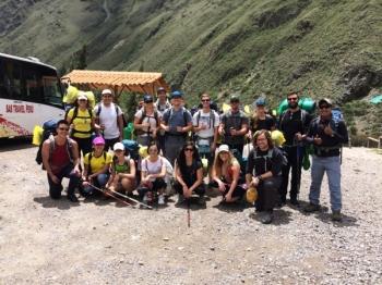 Machu Picchu travel January 01 2017