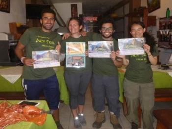 Carolina Inca Trail December 24 2016-2