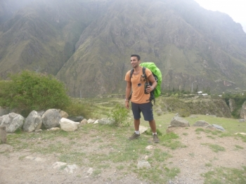 Markus Inca Trail December 24 2016-3