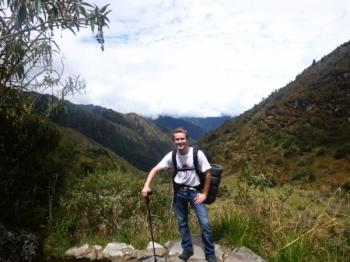 Machu Picchu trip November 26 2016