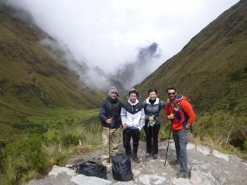 MICHAEL Inca Trail March 07 2017-2