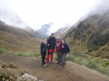 Peru trip December 01 2016