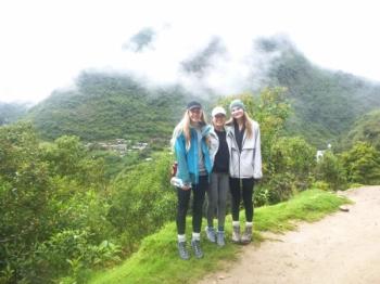 Machu Picchu travel March 20 2017