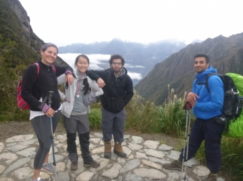 Zhuolang Inca Trail December 24 2016-2