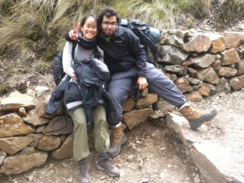 Machu Picchu trip December 24 2016