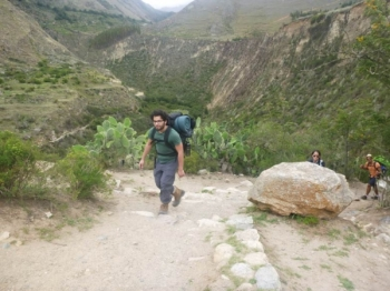 Omar Inca Trail December 24 2016-1