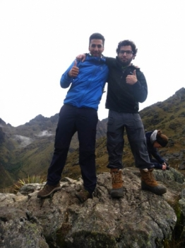 Omar Inca Trail December 24 2016-3