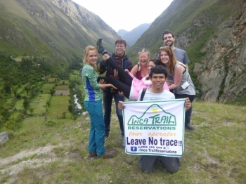 Peru trip April 06 2017