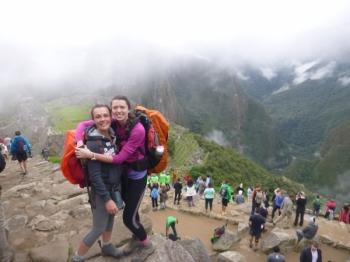 Joanna Inca Trail April 13 2017-2