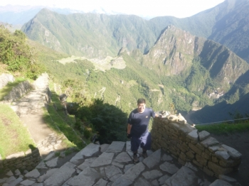 Machu Picchu trip April 19 2017-2