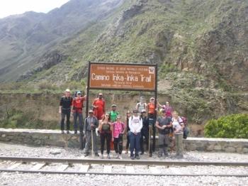 Disa Inca Trail December 21 2016-2