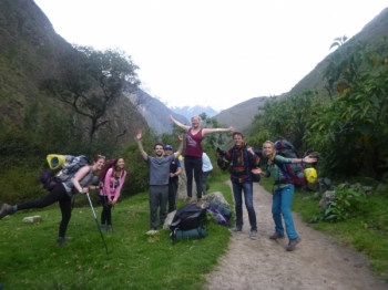 Machu Picchu trip April 06 2017