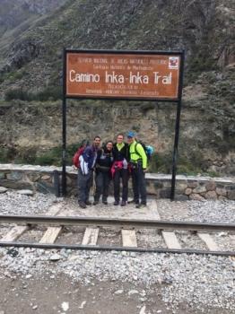 Peru vacation May 23 2017
