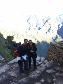 Machu Picchu vacation May 23 2017