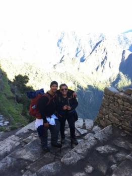 Machu Picchu vacation May 23 2017