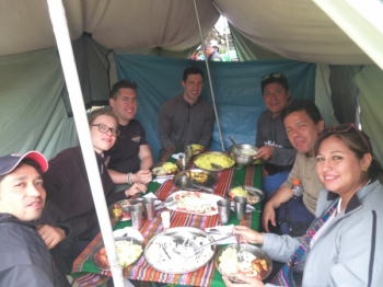 Peru trip May 12 2017