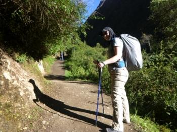 Charlotte Inca Trail April 30 2017