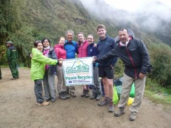 Ana-Maritza Inca Trail April 13 2017