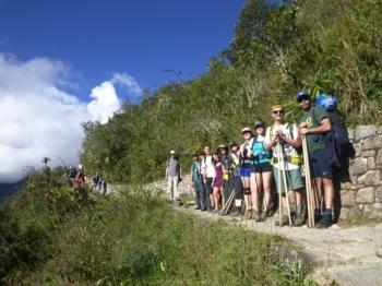 Tarek Inca Trail April 29 2017-1