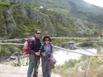 Machu Picchu travel April 30 2017