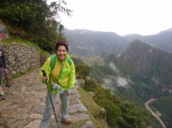 Gina-Sophia Inca Trail April 13 2017
