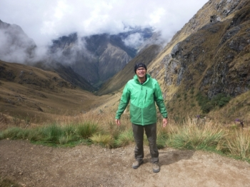 Christian Inca Trail May 10 2017