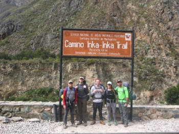Stefan Inca Trail May 10 2017-2