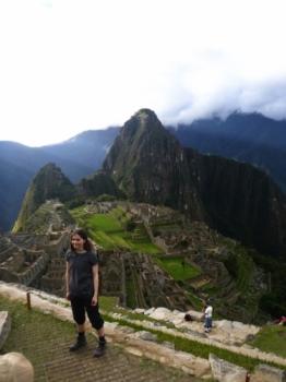 Jane-Caroline Inca Trail April 29 2017-2