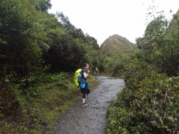 Jane-Caroline Inca Trail April 29 2017