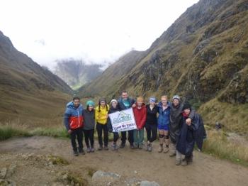 Riley-Braeden Inca Trail April 29 2017