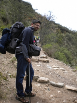 Omar Inca Trail January 07 2017-2