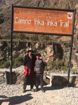 Peru trip July 14 2017