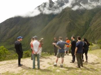 Machu Picchu vacation March 08 2017