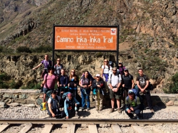 Jason Inca Trail June 16 2017
