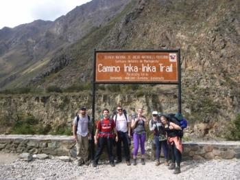 Machu Picchu trip June 21 2017