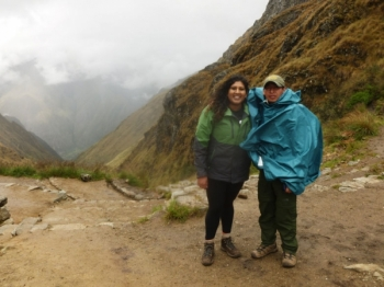 Archana Inca Trail March 08 2017